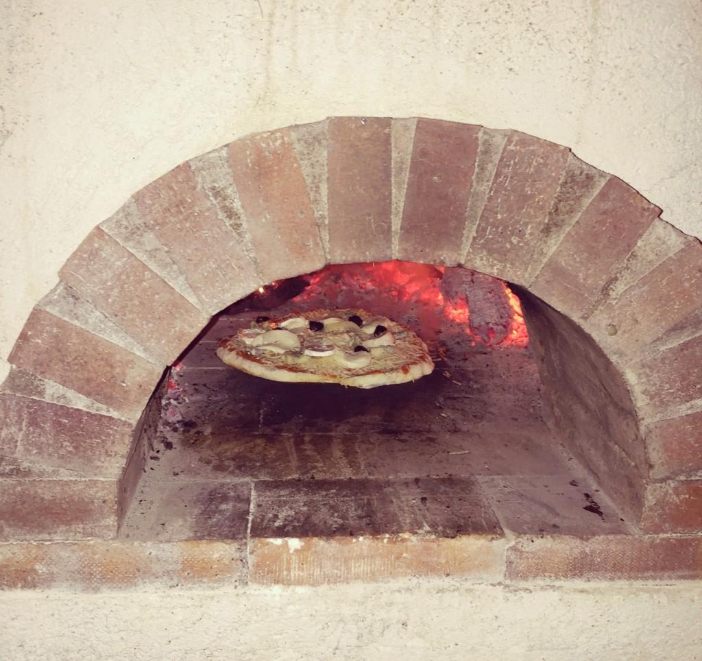 Construire four à pizza / bois maison