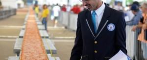 Le record du monde de la plus longue pizza Milan, 2015