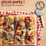 Pizza party ! 55 pizzas fait maison