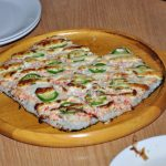 Pizza chinoise