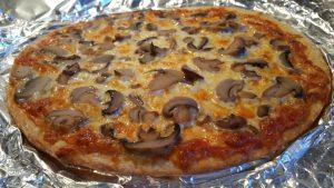 Pizza simplissima