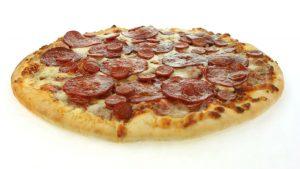 Pizza aux viandes