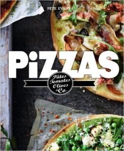 Pizzas, par Pete Evans
