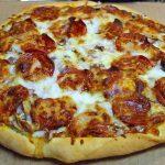 Pizza rustica