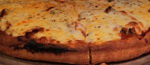 Pizza aux épices italiennes